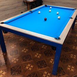 Столы - Бильярдный и теннисный стол 8 футов, 0