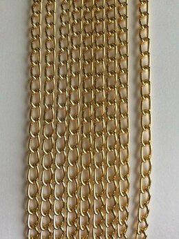 Цепи -    Декоративная цепочка металлическая Хай-тек…, 0