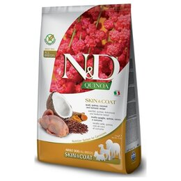 Корма  - Сухой корм Farmina N D Quinoa Dog Skin Coat…, 0