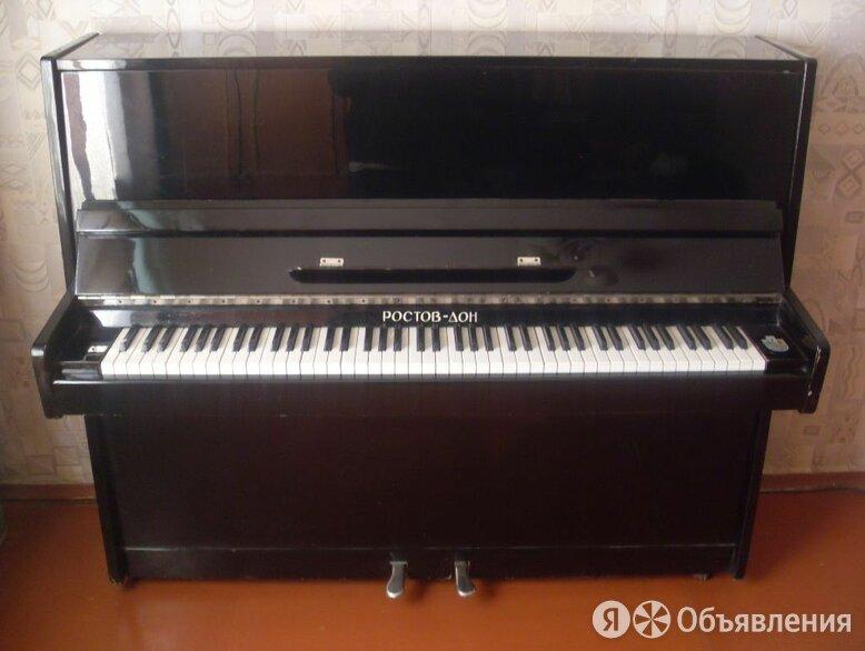 Пианино Ростов-Дон. по цене 15000₽ - Клавишные инструменты, фото 0