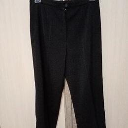 Брюки - брюки женские летние черные, 0