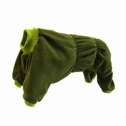 Одежда и обувь - флисовый комбинезон для собаки, 0