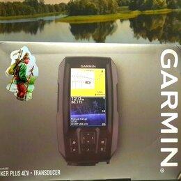 Эхолоты и комплектующие - Garmin Striker Plus 4cv, 0