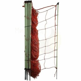 Сельскохозяйственные животные - Сеть для овец 90 см / 50 м - Провода Лента Сетка, 0