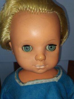 Куклы и пупсы - Кукла 50см, 1980е, 0