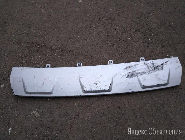 LADA Vesta Cross Накладка бампера 8450031000 по цене 300₽ - Кузовные запчасти, фото 0