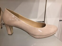 Туфли - Новые кожаные женские туфли Gabor (5 ½) , 0