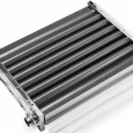 Оборудование и запчасти для котлов - Теплообменник первичный для котла Навьен, 0