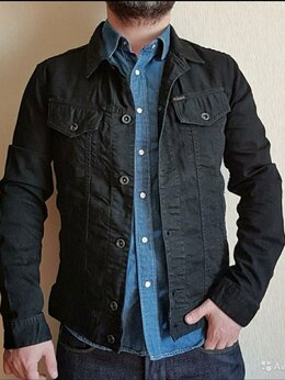 Куртки - 126 Джинсовая куртка Replay, 0