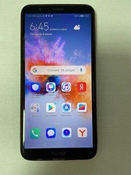 Мобильные телефоны -  телефон Honor 7x, 0