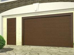 Заборы и ворота - Автоматические ворота в гараж, 0