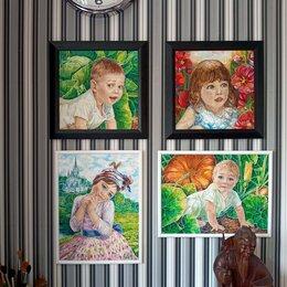 """Картины, постеры, гобелены, панно - Нинина картина. """"Весна"""", 0"""