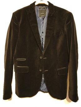 Пиджаки - Велюровый пиджак Zara man, 0