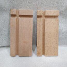Подставки для мобильных устройств - Подставка для телефона из дерева, 0