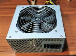 Блоки питания - Блок питания PowerMan IP-S600AQ3-0 600W, 0