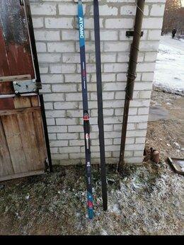 Беговые лыжи - Коньковые лыжи, 0