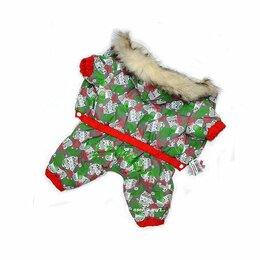 Одежда и обувь - теплый комбинезон для собаки, 0