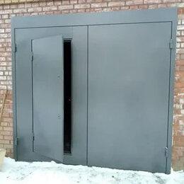Заборы, ворота и элементы - Ворота гаражные, 0