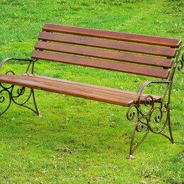 Скамейки - Кованая скамейка, 0