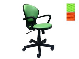 Компьютерные кресла - Кресло Вальтер TW салатовое, 0