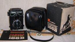 Пленочные фотоаппараты - Фотоаппарат LUBITEL (ЛЮБИТЕЛЬ) 166B LOMO 1982г…, 0