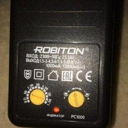 Сетевые карты и адаптеры - Robiton PC500 500mA BL1 Адаптер (шт.) , 0