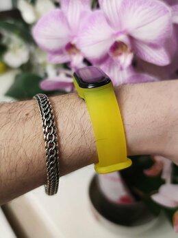 Аксессуары для умных часов и браслетов - Ремешок для xiaomi mi band 5, 0