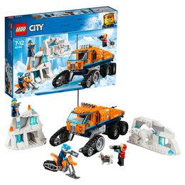 Конструкторы - LEGO CITY 60194 Грузовик ледовой разведки, 0