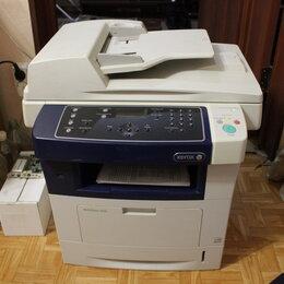 Принтеры, сканеры и МФУ - Принтер-сканер Xerox 3550 (на запчасти), 0