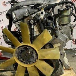 Двигатель и топливная система  - Двигатель 662920 Ssang Yong Musso 2.9л 122лс, 0