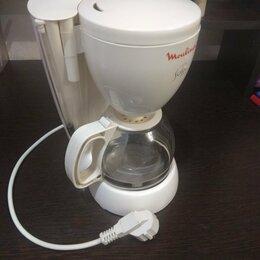 Кофеварки и кофемашины - Капельная кофеварка, 0