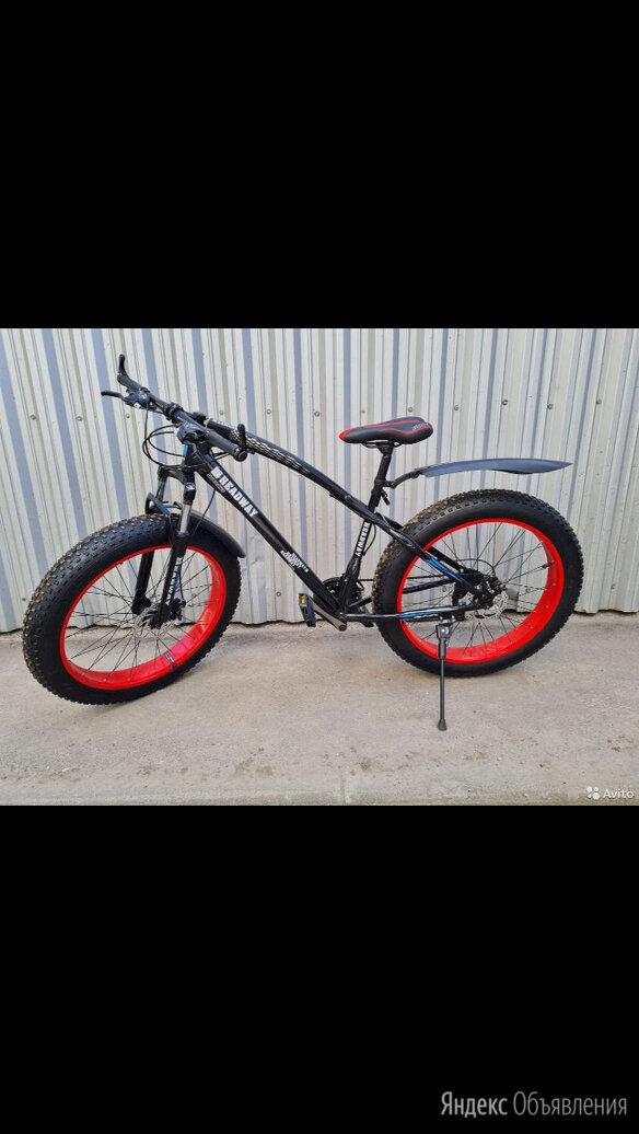 Фетбайк новый  по цене 18000₽ - Велосипеды, фото 0