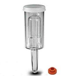 Этикетки, бутылки и пробки - Гидрозатвор трехсекционный, 0