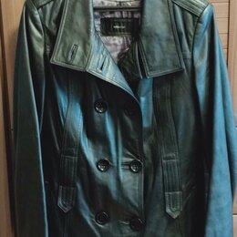 Куртки - Куртка натуральная кожа, 0
