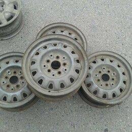 Шины, диски и комплектующие - Колёсные диски 13''x5,5J 5x100 ЦО 54,1 мм (Тойота), 0