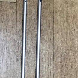 Палки - Лыжные палки Fischer алюминиевые (145 cm), 0