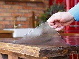 Рукавицы, прихватки, фартуки - Гибкое стекло матовое ш.80см, толщ. 2мм, 0