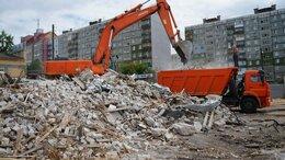 Спецтехника и спецоборудование - вывоз строительного мусора, 0