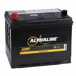 Аккумуляторы  - Аккумулятор Alphaline Standart 100 (105D31R)…, 0