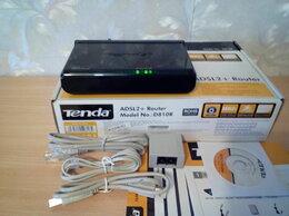 Проводные роутеры и коммутаторы - модем USB роутер Tenda D810R, 0