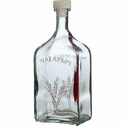 Этикетки, бутылки и пробки - Бутыль 1,2 л МАГАРЫЧОК, 0