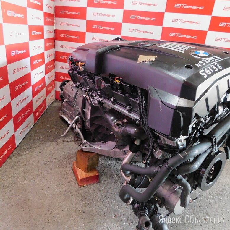 Двигатель  N52B25AE на 3-Series  по цене 129500₽ - Двигатель и топливная система , фото 0