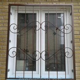 Сетки и решетки - Решётки на окна , 0