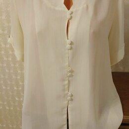 Блузки и кофточки - блузка женская белая, 0
