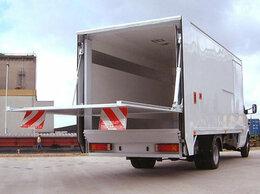 Курьеры и грузоперевозки - Осуществление грузоперевозок машиной с гидролифтом, 0