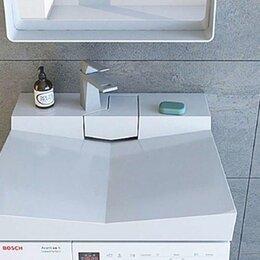 Раковины, пьедесталы - Раковина Onyx над стиральной машиной 60*60 см, 0