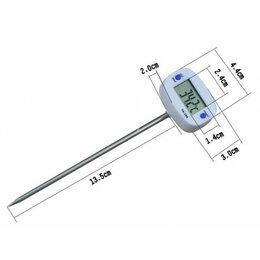Термометры и таймеры - Термометр-щуп, 0