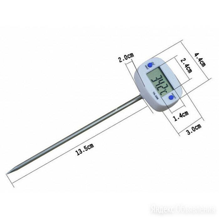 Термометр-щуп по цене 490₽ - Мебель для кухни, фото 0