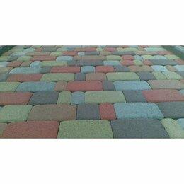 Тротуарная плитка, бордюр - Брусчатка тротуарная Старый Город, 0