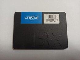 Внутренние жесткие диски - SSD Crucial BX500 120Gb, 0